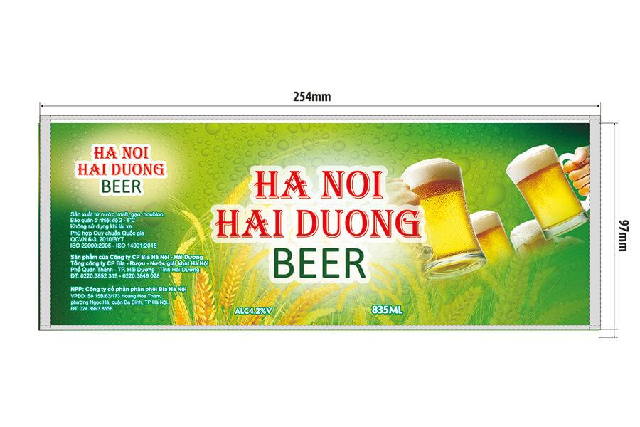 NHAN -HNHD BEERl