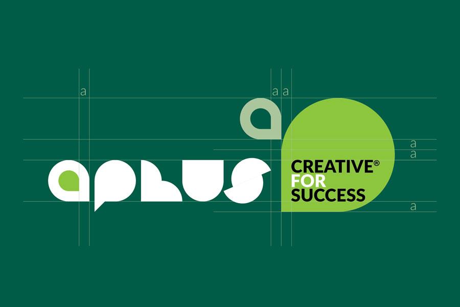 Thiết kế thương hiệu truyền thông aplus